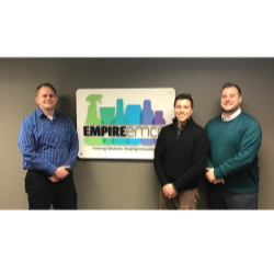 EmpireEMCO welcomes 3 new hires to our team!