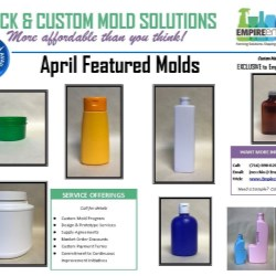 CUSTOM MOLD by Empire EMCO - More Affordable than you Think!