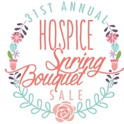 Hospice Spring Bouquet Sale
